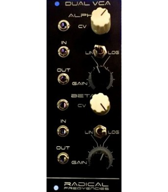 Radical Frequencies Dual Vca