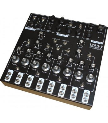 SOMA Synths LYRA 8 Black Beast