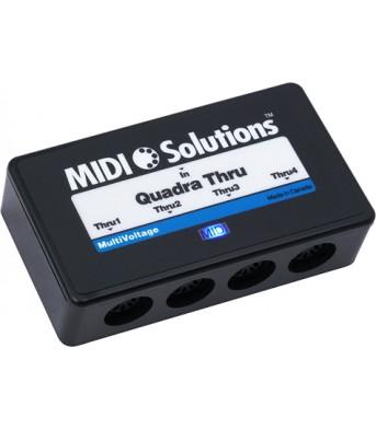 MIDI Solutions MultiVoltage Quadra Thru