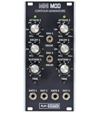 AJH Synth Mini Mod Contour Dark Edition