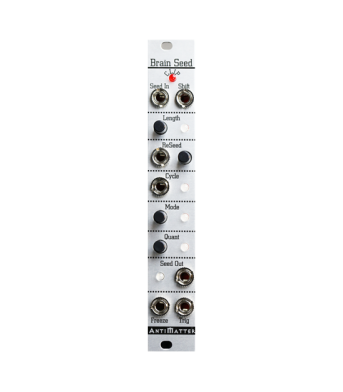 Antimatter Audio Brain Seed Step Recorder
