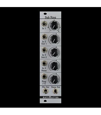 Antimatter Audio Sub Ring Mixer