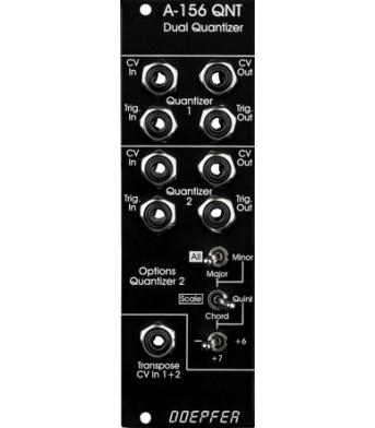 Doepfer A156 Vintage Dual Control Voltage Quantizer