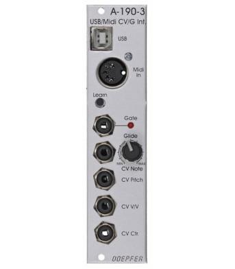 Doepfer A190-3 Midi/USB SYNC Interface