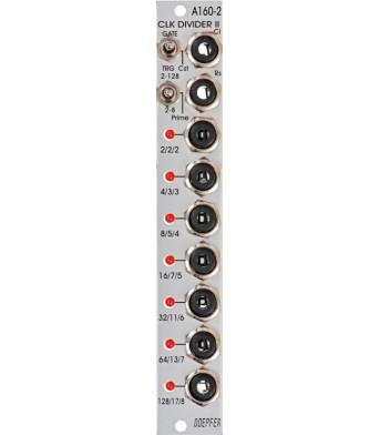 Doepfer A160-2 Clock/Trigger Divider II