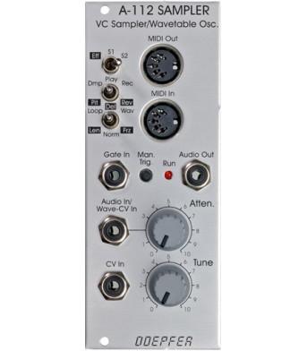 Doepfer A112 Sampler / Wavetable Module