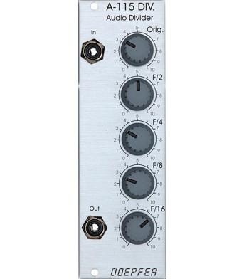 Doepfer A115 Audio Divider