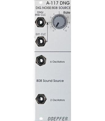 Doepfer A117 Digital Noise / Random Clock / 808 Sound Source