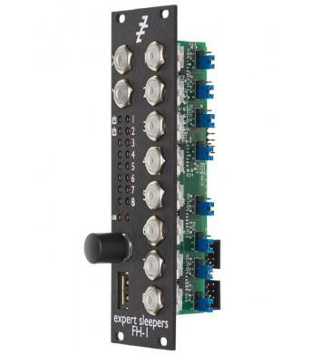 Expert Sleepers FH-1 Faderhost Eurorack USB Controller Interface