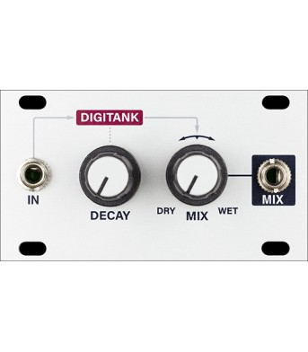 Intellijel digiverb 1u