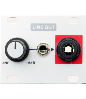 Intellijel Line Out 1u