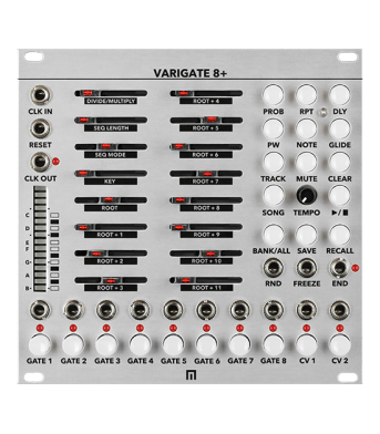 Malekko Varigate 8+ Sequencer