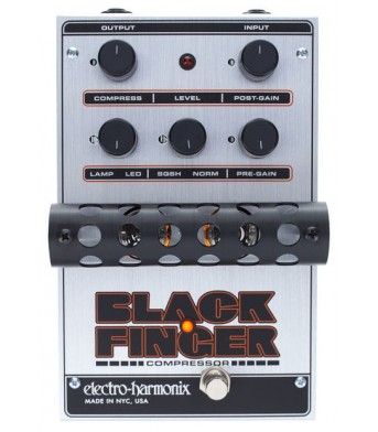Electro Harmonix Black Finger PRE-ORDER 3 DAYS DELIVERY