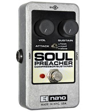Electro Harmonix Nano Soul preacher PRE-ORDER 3 DAYS DELIVERY
