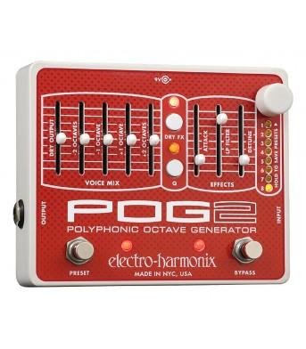 Electro Harmonix POG2 Polyphonic octaver