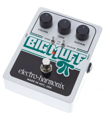 Electro Harmonix Big Muff PI/Tone Wicker