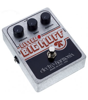 Electro Harmonix Little Big Muff USA distortion/sustainer