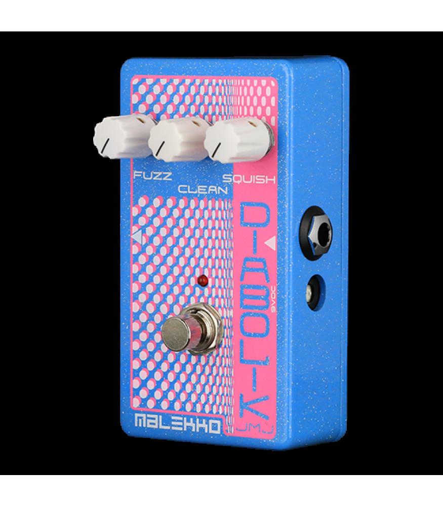 Malekko Diabolik Analog Fuzz Pedal Box Image