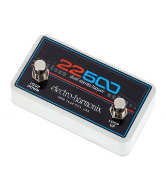 Electro Harmonix 22500 Foot Controller PRE-ORDER 3 DAYS DELIVERY