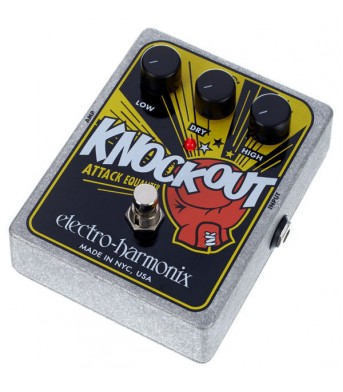 Electro Harmonix Knock Out Attack Equalizer PRE-ORDER 3 DAYS DELIVERY