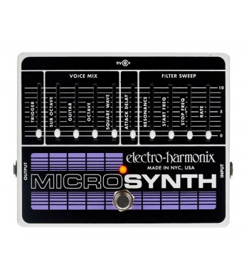 Electro Harmonix Microsynth PRE-ORDER 3 DAYS DELIVERY