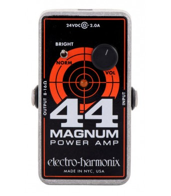 Electro Harmonix 44 Magnum Poweramp PRE-ORDER 3 DAYS DELIVERY