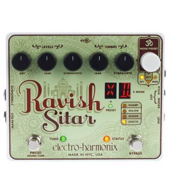 Electro Harmonix Ravish Sitar PRE-ORDER 3 DAYS DELIVERY