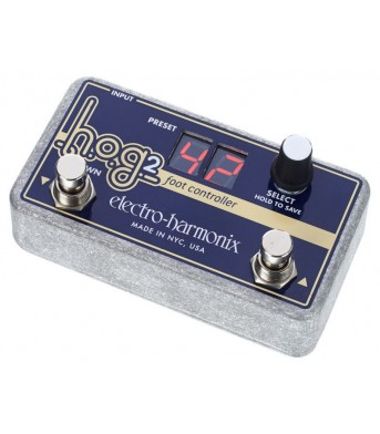 Electro Harmonix The Hog II Remote Controller PRE-ORDER 3 DAYS DELIVERY