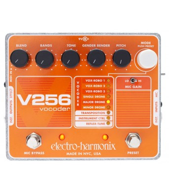 Electro Harmonix V256 - vocoder PRE-ORDER 3 DAYS DELIVERY