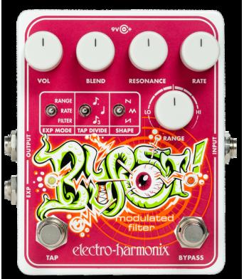 Electro Harmonix Blurst Filter Modulator
