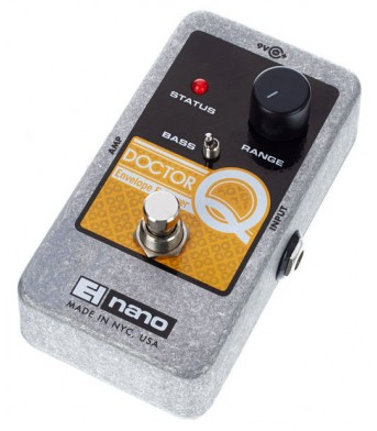 Electro Harmonix Nano Doctor Q wah PRE-ORDER 3 DAYS DELIVERY