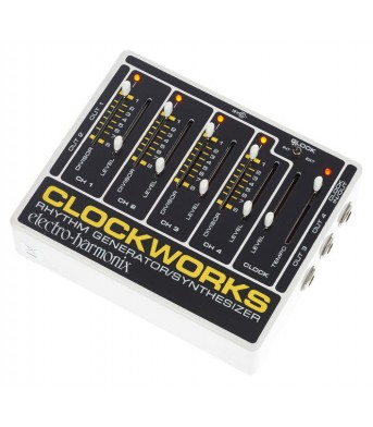 Electro Harmonix Clockworks PRE-ORDER 3 DAYS DELIVERY