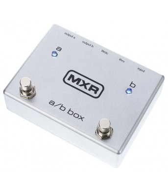 MXR M196 A/B Box shortly available