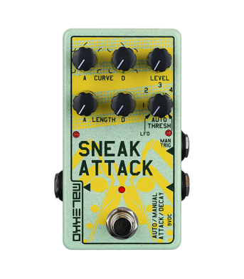 Malekko Sneak Attack Auto Swell Volume Pedal
