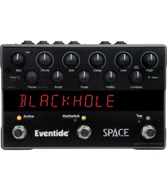 Eventide Space Reverb Pedal