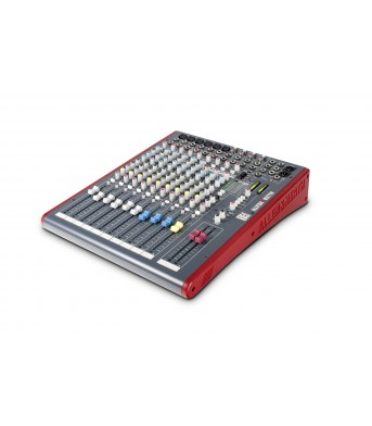 Allen & Heath Zed-12fx Analogue Mixing Console