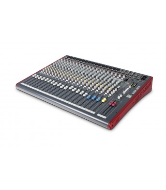 Allen & Heath Zed-22fx Analogue Mixing Console