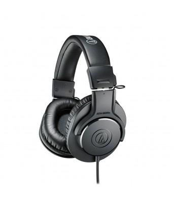 Audio Technica ATH-M20x Closed Back Studio Headphones