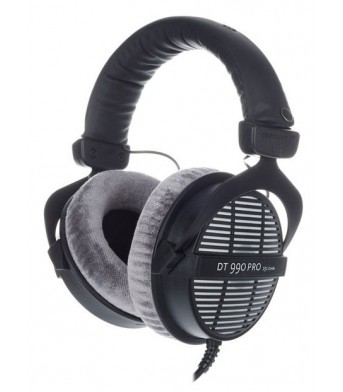 Beyerdynamic DT 990 Pro 250 ohms Open Back Studio Headphones