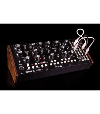 Moog Mother-32 Semi Modular Analogue Synthesizer