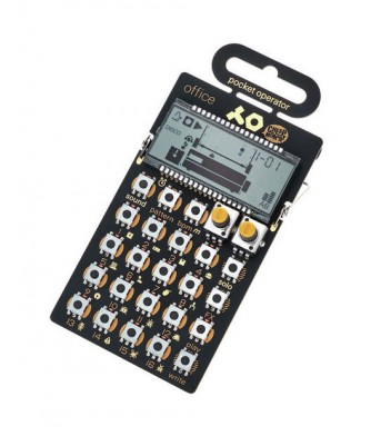 Teenage Engineering PO-24 office noise percussion drum machine