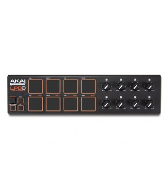 Akai LPD8 V2 Laptop Pad Controller