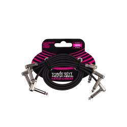 Ernie Ball Patch Cables 12IN (30.48cm)