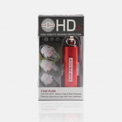 EARPEACE HD MUSICIANS EAR PLUGS
