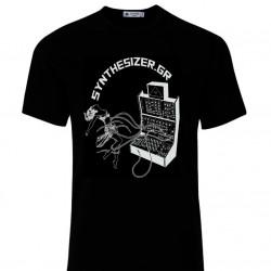 Synthesizer GR Tshirt Cthulhu
