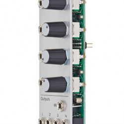 Alm Busy Circuits Alm009 Tangle Quartet Quad Linear VCA And Mixer