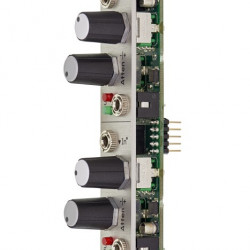 Alm Busy Circuits Alm010 O/Α/x2 Dual Offset And Attenuverter