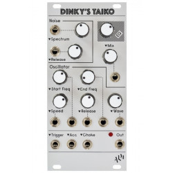 Alm Busy Circuits Alm005 Dinkys Taiko Drum Voice