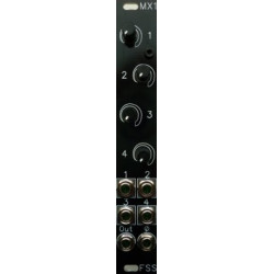 Future Sound Systems MX1 Mixer