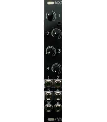 Future Sound Systems MX1 Mixer
